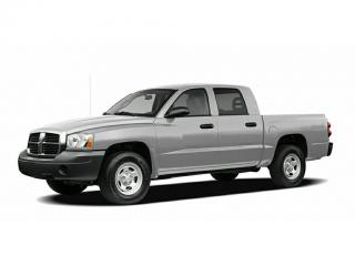 Used 2006 Dodge Dakota SLT 4X4,Crew Cab , Auto for sale in Brandon, MB