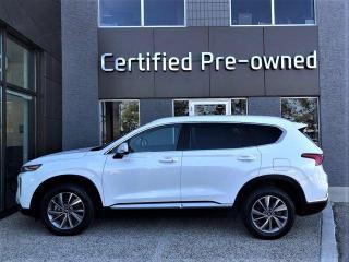 Used 2019 Hyundai Santa Fe PREFERRED w/ TURBO / ADAPTIVE CRUISE / AWD for sale in Calgary, AB