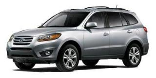 Used 2012 Hyundai Santa Fe LIMITED w/ V6 / LEATHER / SUNROOF for sale in Calgary, AB