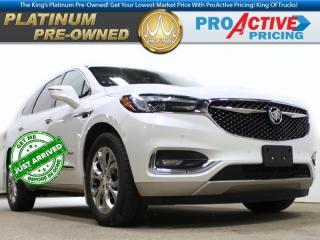 Used 2018 Buick Enclave Avenir | 3.6L V6 | 7 Pass | Technology Pkg | Fully for sale in Virden, MB