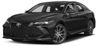 New 2020 Toyota Avalon XSE for sale in Stouffville, ON