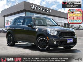 Used 2016 MINI Cooper Countryman S All4  - Leather Seats - $155 B/W for sale in Nepean, ON