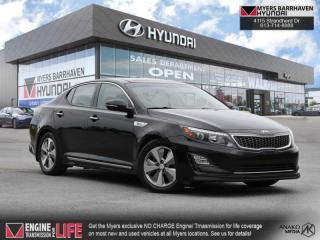 Used 2014 Kia Optima EX  - Leather Seats - $112 B/W for sale in Nepean, ON