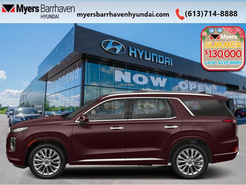 used 2020 hyundai palisade ultimate awd 7 pass - nappa leather - 348 b w for sale in nepean, ontario carpages.ca