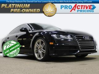 Used 2012 Audi A7 Quattro | Premium | 3.0T V6 | Htd Seats | Nav | Su for sale in Virden, MB