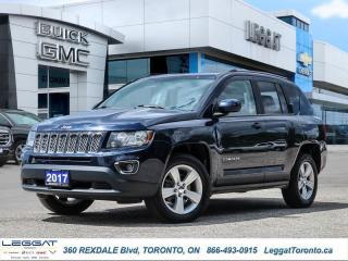 Used 2017 Jeep Compass High Altitude  -  SiriusXM -  Power Sunroof for sale in Etobicoke, ON