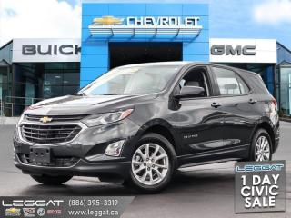 Used 2018 Chevrolet Equinox LS One owner! | Clean History! for sale in Burlington, ON