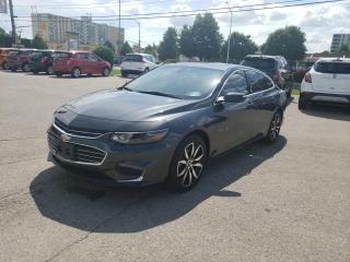 Used 2017 Chevrolet Malibu 1LT for sale in London, ON