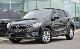 Used 2016 Mazda CX-5 GX FWD AUBAINE AUTO AC MAGS CAM RECUL BLETOOTH++ for sale in Lachine, QC