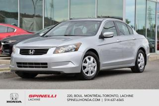 Used 2009 Honda Accord DEAL PENDING LX AUTO CRUISE CRUISE*AC*AUTO*GROUPE ELECTRIQUE*++ for sale in Lachine, QC
