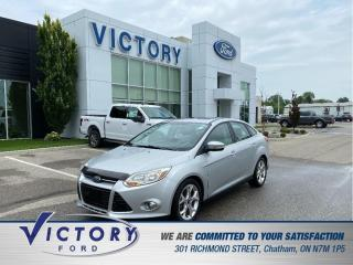 Used 2012 Ford Focus SEL for sale in Chatham, ON