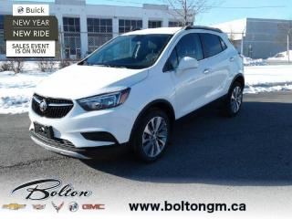 New 2020 Buick Encore -  1SB Preferred for sale in Bolton, ON