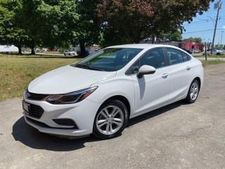 Used 2017 Chevrolet Cruze LT/AlloyRims/ReverseCam for sale in Brampton, ON