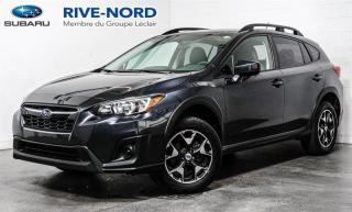 Used 2018 Subaru XV Crosstrek Convenience BLUETOOTH+CAM.RECUL+APPLE.CARPLAY for sale in Boisbriand, QC
