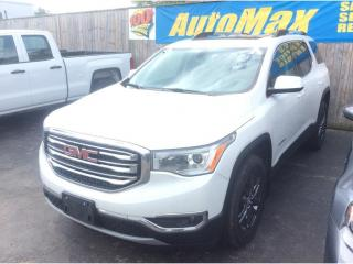 Used 2017 GMC Acadia SLT-1 for sale in Sarnia, ON