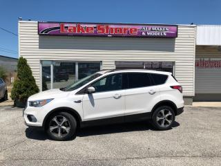 Used 2017 Ford Escape Se Bluetooth for sale in Tilbury, ON