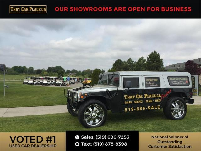1996 AM General Hummer H1 Fully Customized