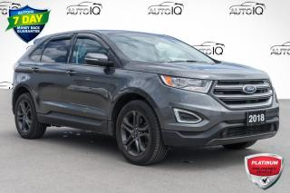 Used 2018 Ford Edge SEL LOADED AWD SUV for sale in Innisfil, ON