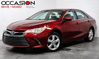 Used 2016 Toyota Camry LE SIEGES.CHAUFFANTS+BLUETOOTH+CAM.RECUL for sale in Boisbriand, QC