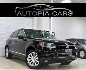 Used 2012 Volkswagen Touareg TDI HIGHLINE NAVIGATION PANORAMIC SUNROOF DIESEL for sale in North York, ON