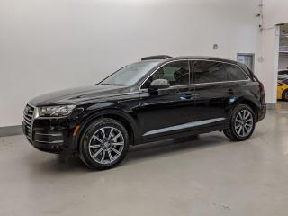 Used 2017 Audi Q7 TECHNIK/BLIND SPOT ASSIST/PANO/VENTILATED SEATS! for sale in Toronto, ON