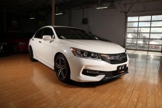 Used 2016 Honda Accord Sedan 4DR I4 CVT SPORT W/HONDA SENSING for sale in Toronto, ON