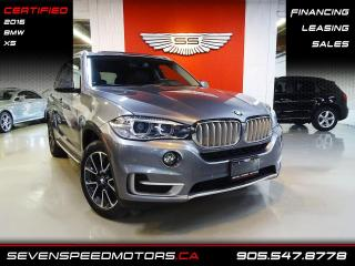Used 2016 BMW X5 X5 ACCIDENT FREE | CERTIFIED | NAVI | FINANCE @ 4.65% for sale in Oakville, ON
