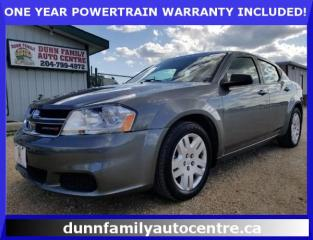Used 2013 Dodge Avenger for sale in Dugald, MB