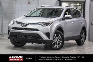 Used 2016 Toyota RAV4 *** RÉSERVÉ / ON HOLD *** CAMÉRA DE RECUL - SIÈGES AVANT CHAUFFANT for sale in Lachine, QC