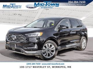 Used 2019 Ford Edge AWD for sale in Winnipeg, MB