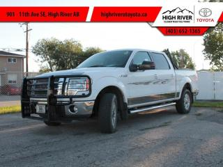 Used 2010 Ford F-150 Lariat  - Leather Seats -  Bluetooth for sale in High River, AB