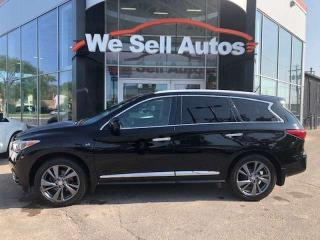 Used 2015 Infiniti QX60 4dr AWD Sport Utility for sale in Winnipeg, MB