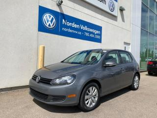Used 2013 Volkswagen Golf 2.5L COMFORTLINE 5DR AUTO for sale in Edmonton, AB