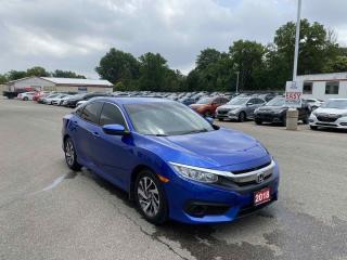 Used 2018 Honda Civic Sedan SE 4dr FWD Sedan for sale in Brantford, ON