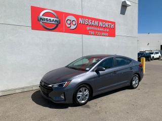 Used 2019 Hyundai Elantra Preferred for sale in Edmonton, AB