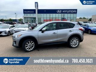 Used 2014 Mazda CX-5 GT/AWD/BACK UP CAM/HEATED SEATS/BLUETOOTH for sale in Edmonton, AB
