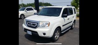 Used 2011 Honda Pilot LX for sale in North York, ON