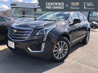 Used 2017 Cadillac XT5 Luxury AWD | CUE w/Navigation | Bose Audio for sale in Winnipeg, MB