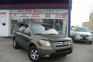 Used 2007 Honda Pilot EX-L for sale in Toronto, ON