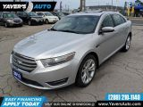 Photo of Silver 2013 Ford Taurus