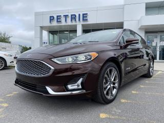 Used 2019 Ford Fusion Hybrid Titanium FWD for sale in Kingston, ON