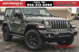 New 2020 Jeep Wrangler SPORT | HARDTOP | 1941 GRAPHICS | for sale in Hamilton, ON