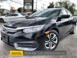 Used 2018 Honda Civic LX ONLY 5 432KMS!!  AUTO  HEATED SEATS  BACKUP CAM for sale in Ottawa, ON