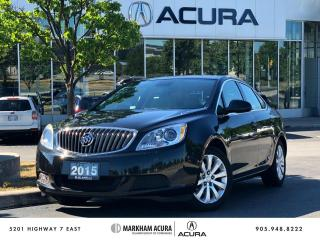 Used 2015 Buick Verano 6-Sp Auto for sale in Markham, ON