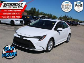 Used 2020 Toyota Corolla LE - Heated Seats - $146 B/W for sale in Selkirk, MB
