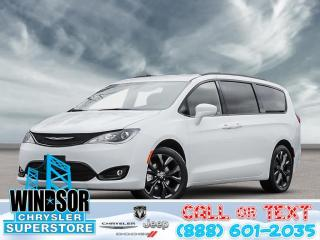 New 2020 Chrysler Pacifica Touring-L for sale in Windsor, ON