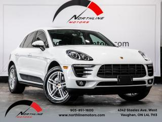Used 2018 Porsche Macan S|Navigation|Pano Roof|Blindspot|LCA|BOSE for sale in Vaughan, ON