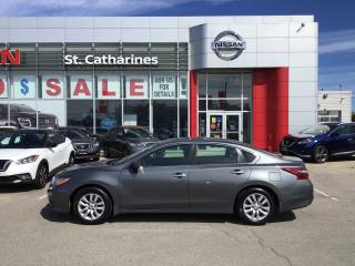 Used 2018 Nissan Altima 2.5 S for sale in St. Catharines, ON