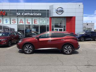 Used 2019 Nissan Murano SL for sale in St. Catharines, ON