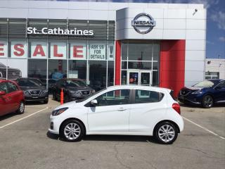 Used 2019 Chevrolet Spark 1LT for sale in St. Catharines, ON